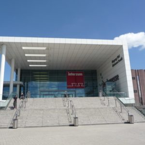 Fairs spaces a interzum