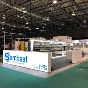 Sambeat en Maderalia 18, el trabajo empieza ahora