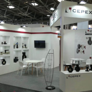 CEPEX: Una exposición ordenada.