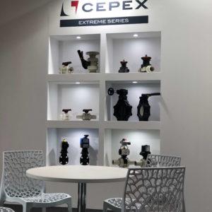 CEPEX, Exposición abierta